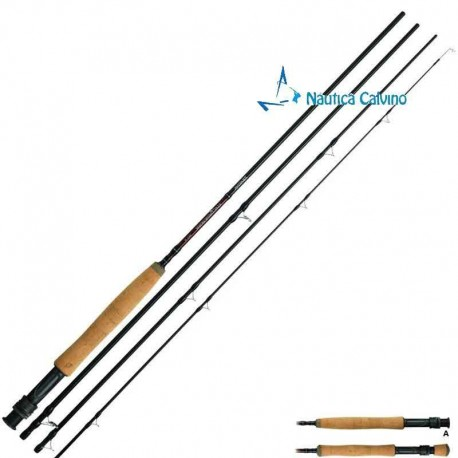 CAÑA DAIWA WILDERNESS TF FLY