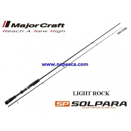 CAÑA MAJOR CRAFT NEW SOLPARA SPX-S762UL