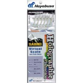 BAJO SABIKI HAYABUSA  FISHSCALE EX110