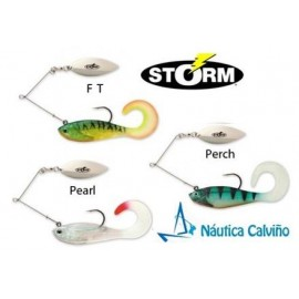 """VINILO WILDEYE CURL TAIL SPIN SHAD 4"""""""