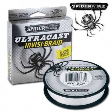 TRENZADO SPIDERWIRE ULTRACAST 8H 270m