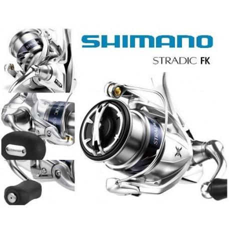 CARRETE SHIMANO STRADIC FK