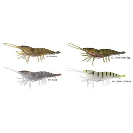 SEÑUELO SAVAGE GEAR HYBRID SHRIMP 10 CM