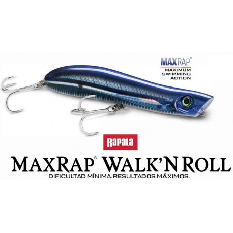 RAPALA MAX RAP WALK´ROLL 13