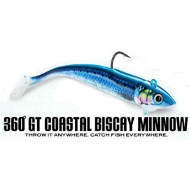 COMBO BISCAY COAST MINNOW 9cm 15g