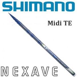 CAÑA SHIMANO NEXAVE MIDI TE SIN ANILLAS