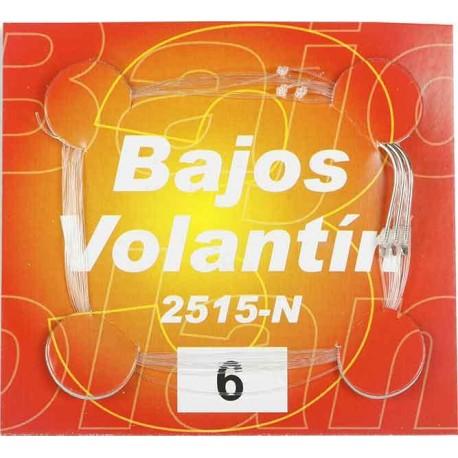 BAJO VOLANTÍN 3 ANZUELOS 2515