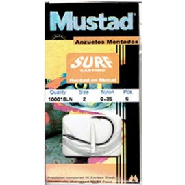 ANZUELO MUSTAD MONTADO SURFCASTING